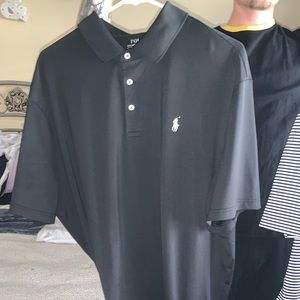 Black Polo Ralph Lauren Performance